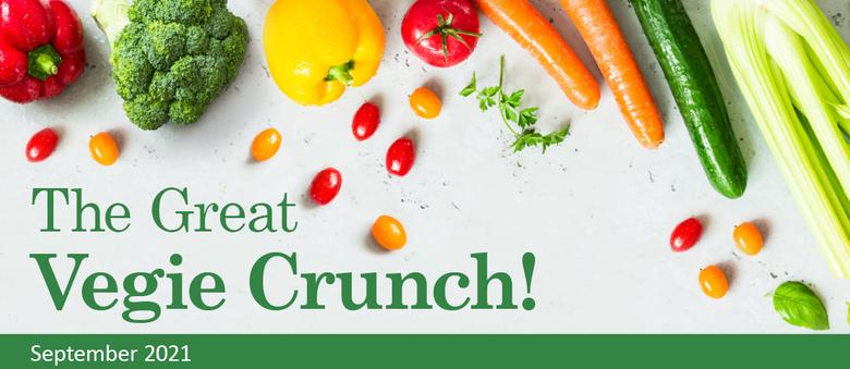 The Great Vegie Crunch
