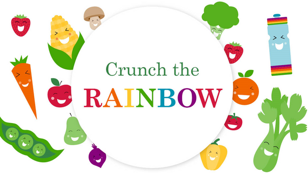 Crunch the Rainbow Challenge