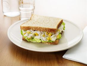 Chicken & Salad Sandwich