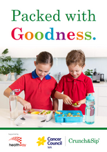 Packed with Goodness booklet
